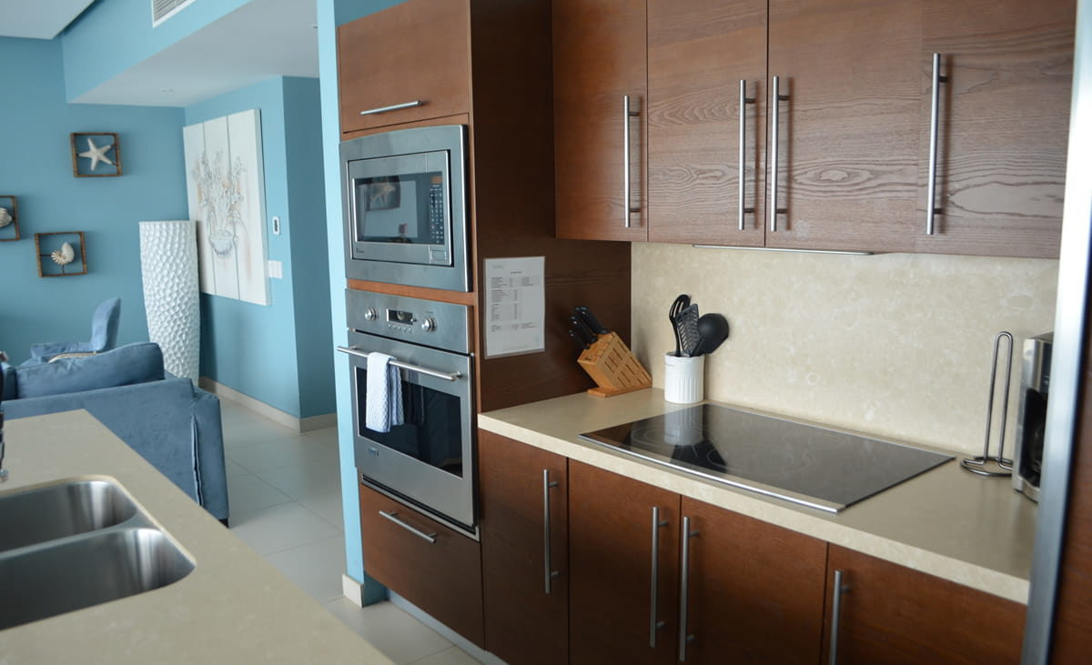 Kitchen Icon Vallarta Beachfront Condo For Rent