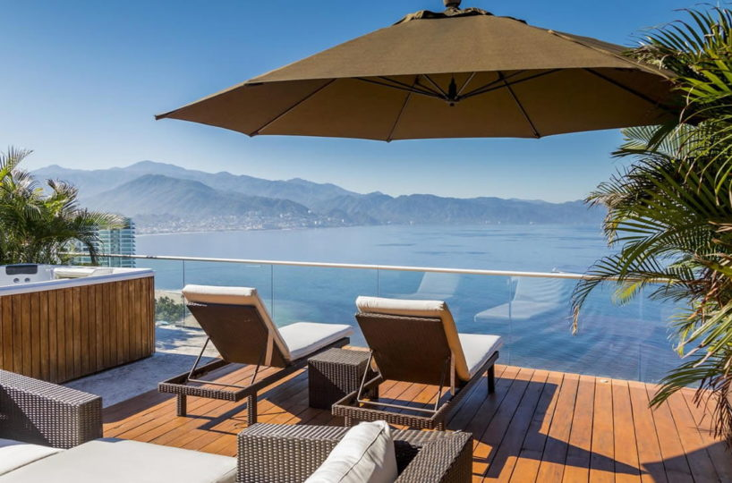Penthouse Icon Vallarta For Rent
