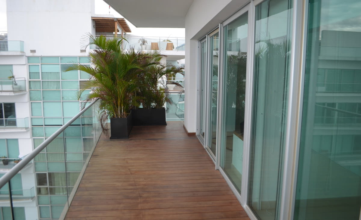 Terrace Penthouse Icon Vallarta For Rent