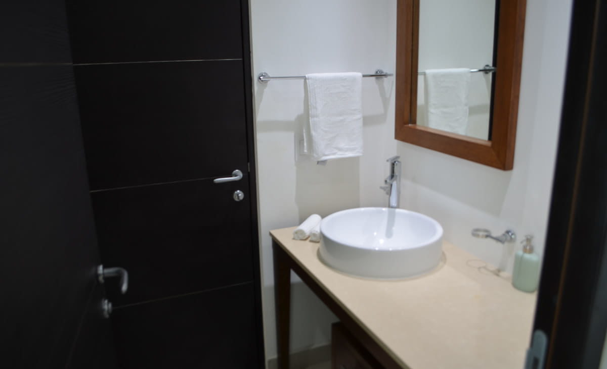 Bathroom Condo for rent Icon Vallarta