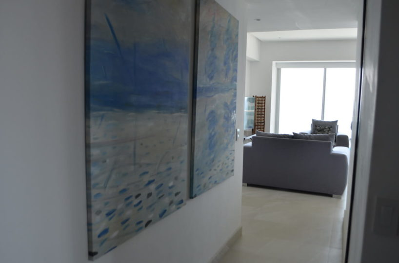 Hall Condo for rent Icon Vallarta