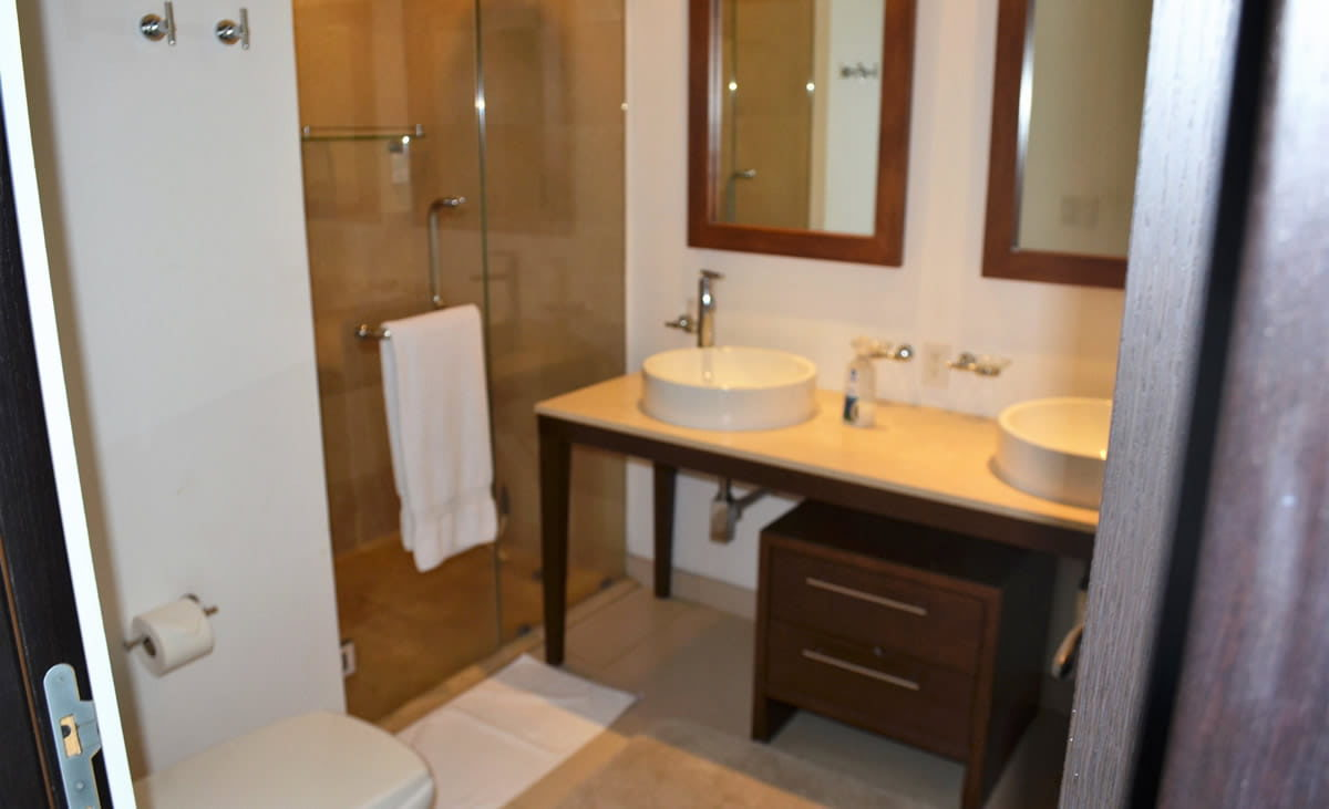 Bathroom Icon Vallarta Luxury Condo Rentals