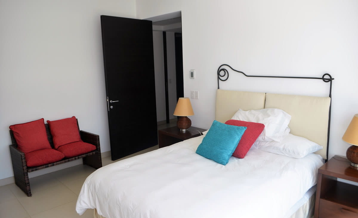 Bed room Icon Vallarta Luxury Condo Rentals