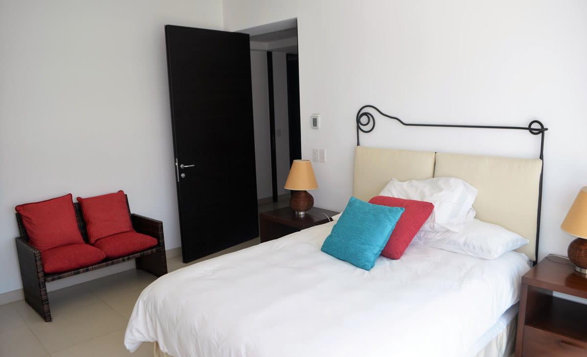 Bed room Icon Vallarta Luxury Condo Rentals