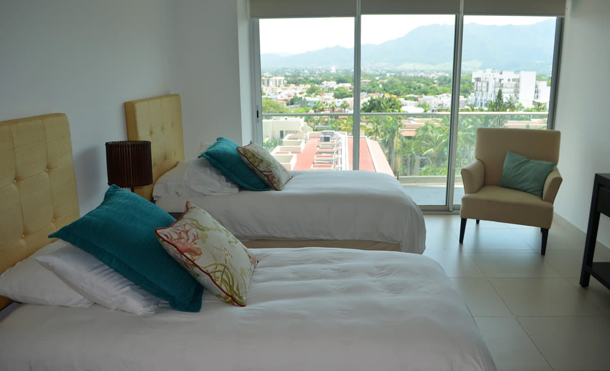 Bedroom Icon Vallarta Luxury Condo Rentals