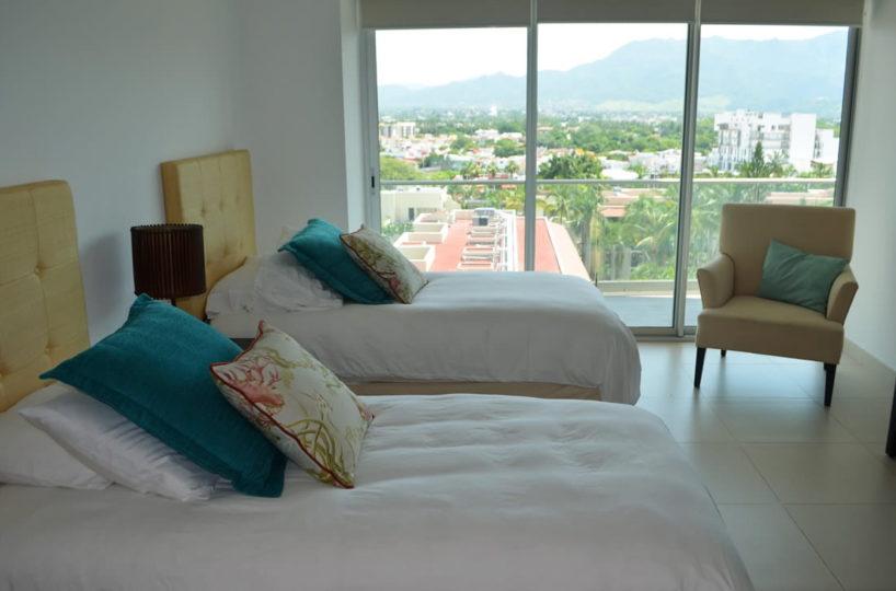 Bedroom Icon Vallarta Luxury Condo Rentals