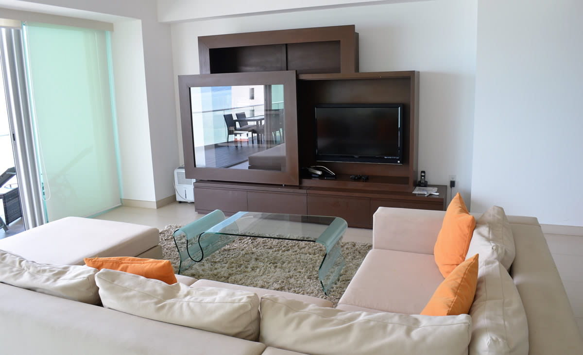 Decoration room Icon Vallarta Luxury Condo Rentals