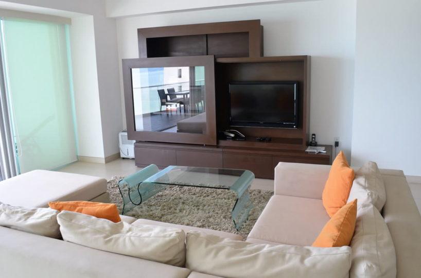 Decoration room Icon Vallarta Luxury Condo Rentals