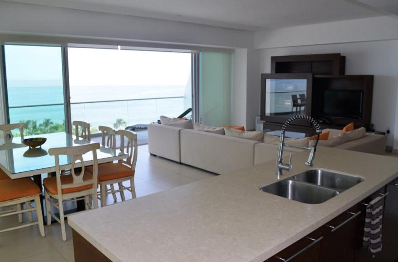 Kitchen Icon Vallarta Luxury Condo Rentals