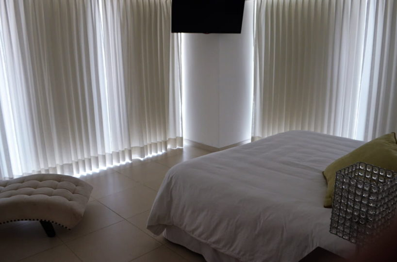 Master room Icon Vallarta Luxury Condo Rentals
