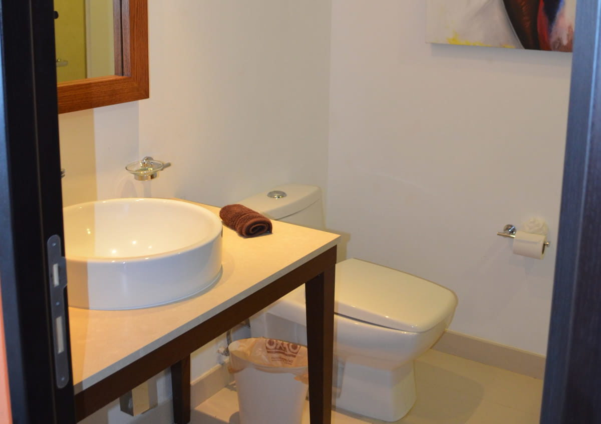 Bathroom Icon Vallarta Condo Rentals
