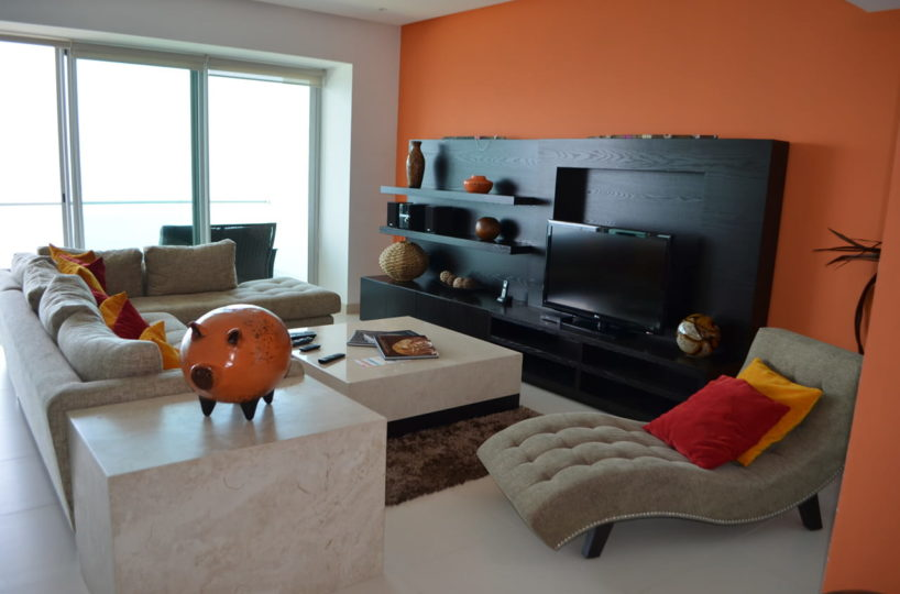 Decoration Living room Icon Vallarta Condo Rentals