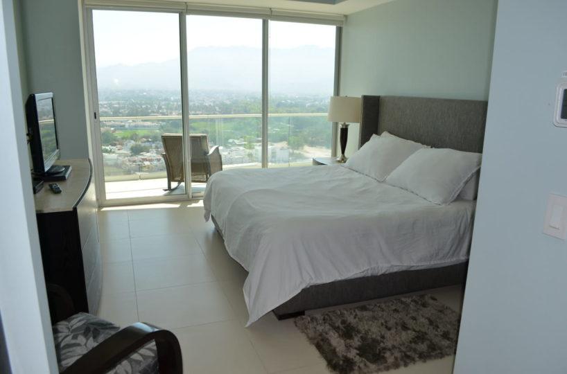 Master room Icon Vallarta Condo Rentals
