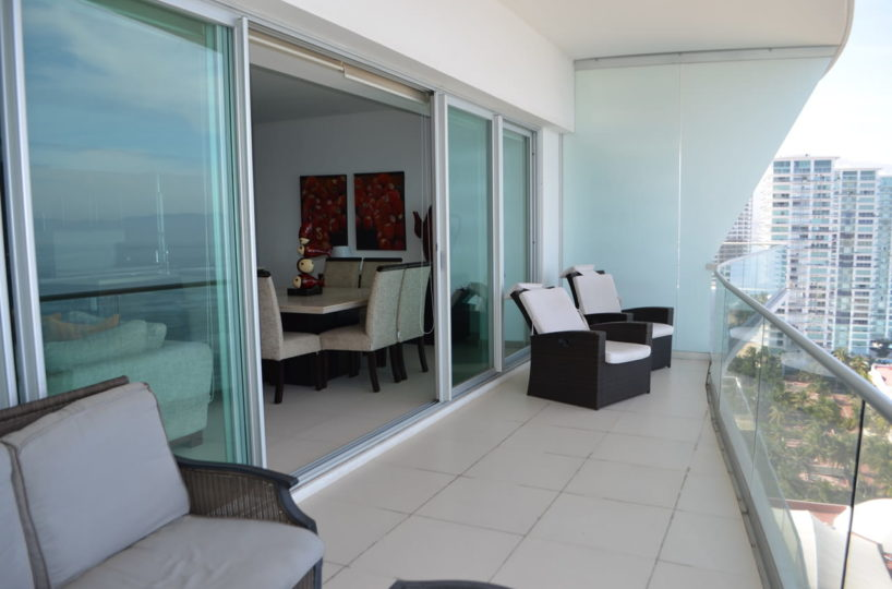 Terrace Icon Vallarta Condo Rentals