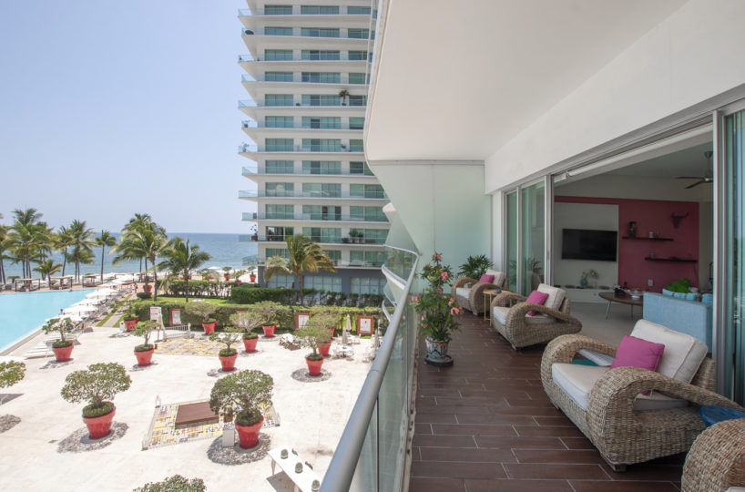 Condominio ICON Vallarta en Renta